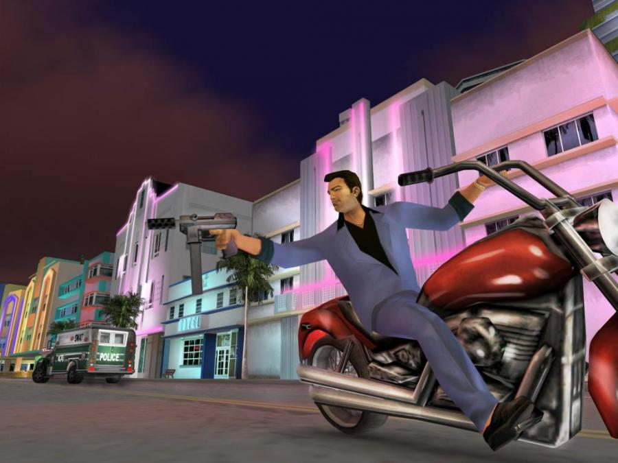GTA Vice City Screenshot 4