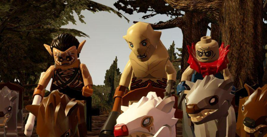LEGO - Der Hobbit Screenshot 5
