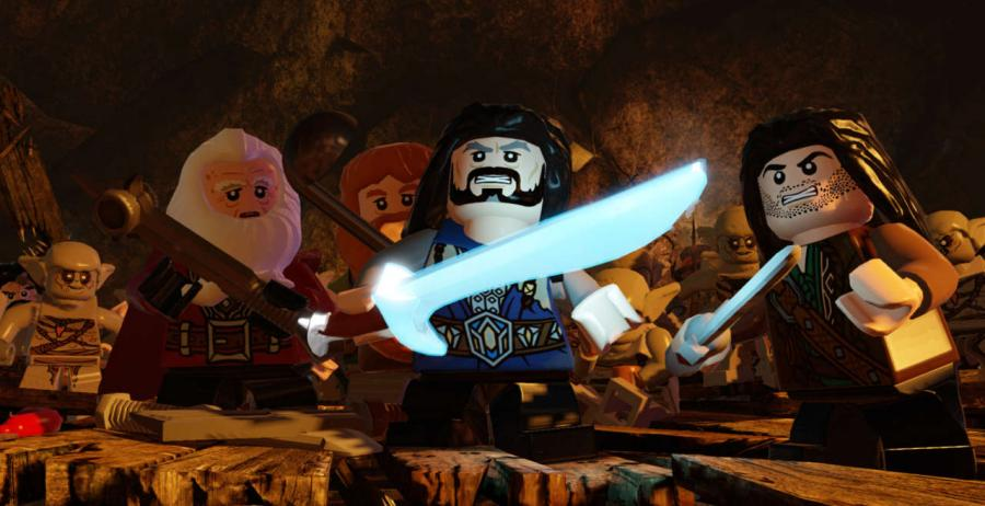 LEGO - Der Hobbit Screenshot 1