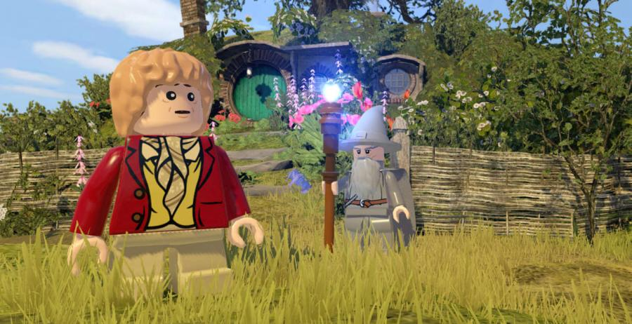 LEGO - Der Hobbit Screenshot 2