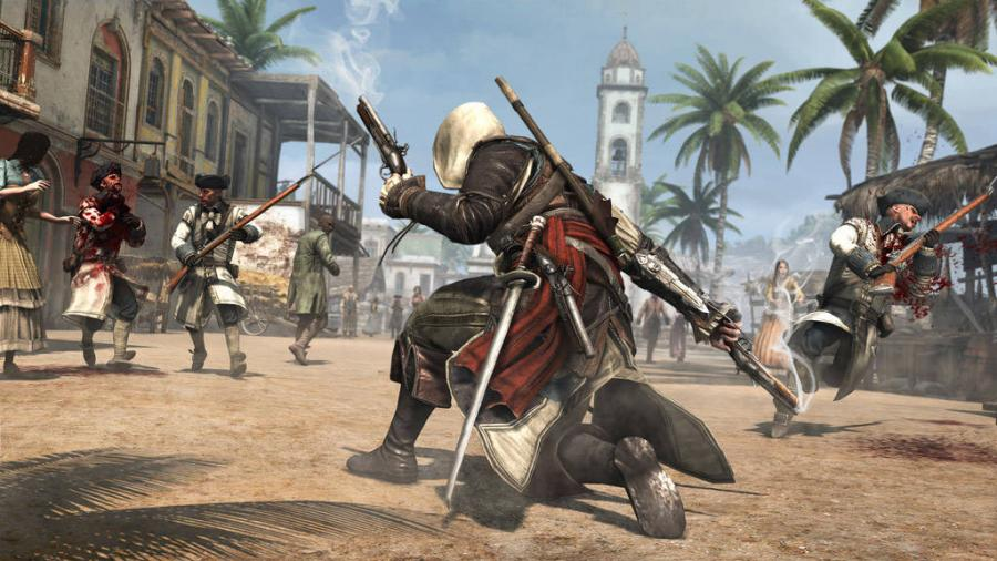 Assassins Creed 4 Black Flag - PS4 Download Code Screenshot 7