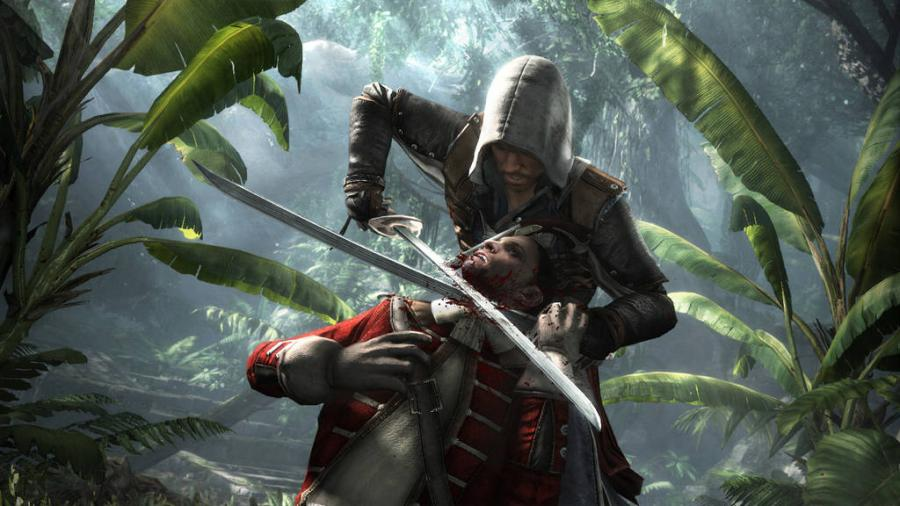 Assassins Creed 4 Black Flag - PS4 Download Code Screenshot 1