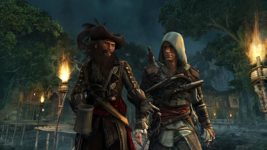 Assassins Creed 4 Black Flag - PS4 Download Code Screenshot 5
