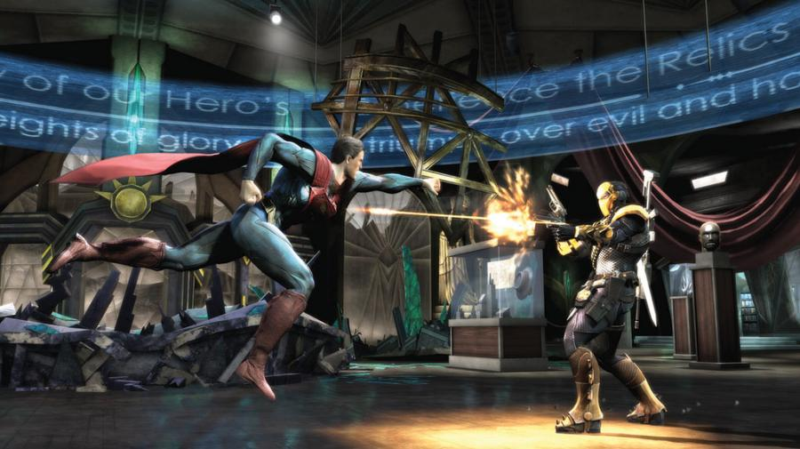 Injustice Ultimate Edition - PS4 Download Code Screenshot 1