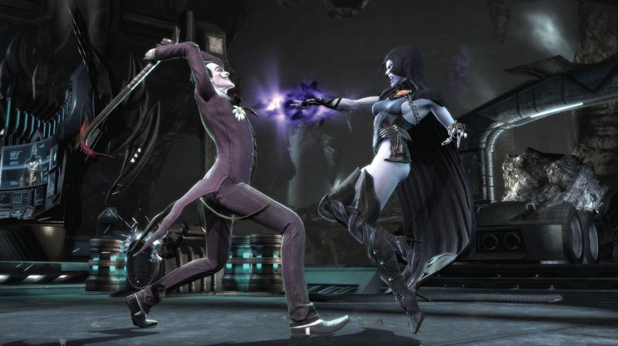Injustice Ultimate Edition - PS4 Download Code Screenshot 8