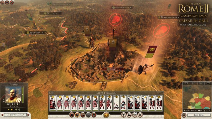 Total War Rome 2 - Cäsar in Gallien DLC Screenshot 7