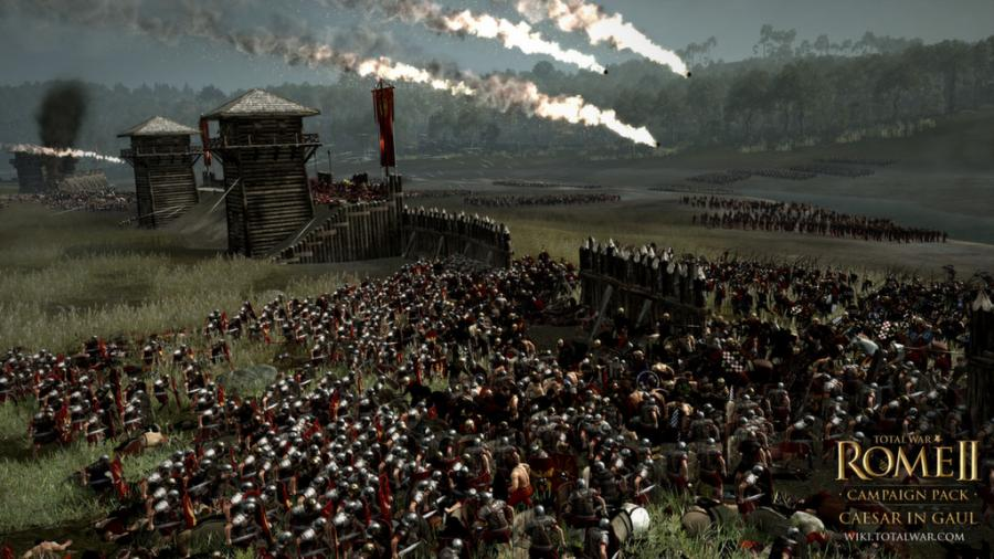Total War Rome 2 - Cäsar in Gallien DLC Screenshot 3