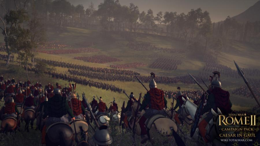 Total War Rome 2 - Cäsar in Gallien DLC Screenshot 2
