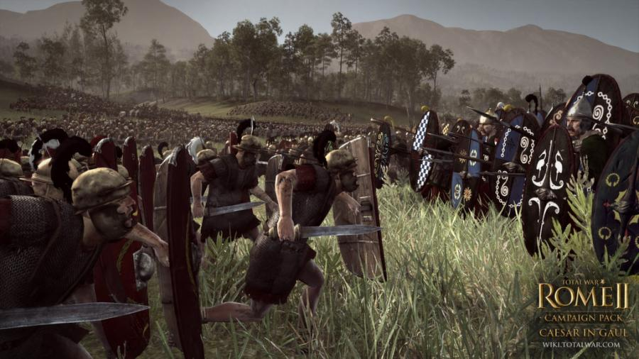 Total War Rome 2 - Cäsar in Gallien DLC Screenshot 5