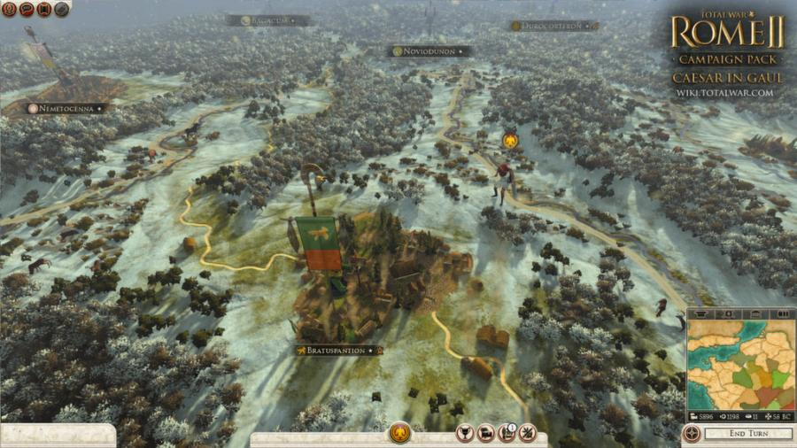 Total War Rome 2 - Cäsar in Gallien DLC Screenshot 8