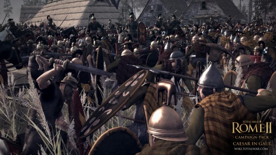 Total War Rome 2 - Cäsar in Gallien DLC Screenshot 4