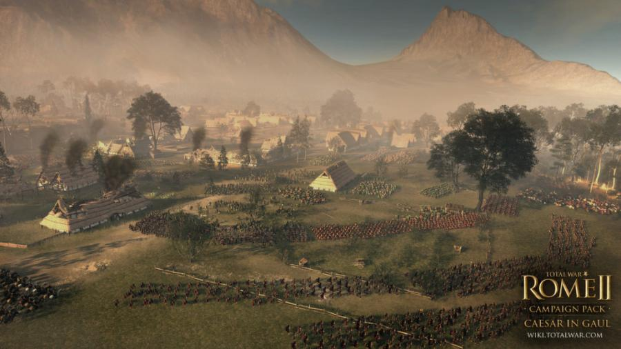 Total War Rome 2 - Cäsar in Gallien DLC Screenshot 6