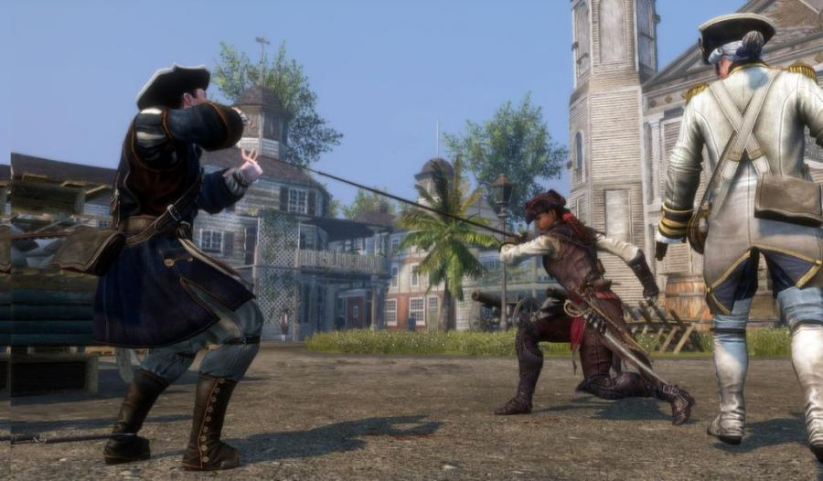 Assassin's Creed Liberation HD Screenshot 4