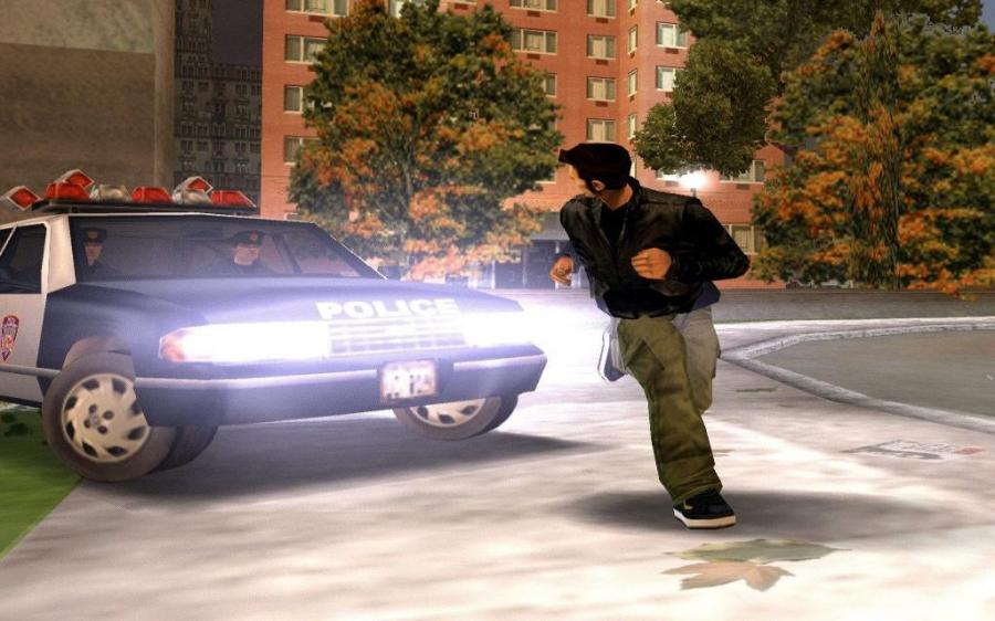 Grand Theft Auto Trilogy Screenshot 5
