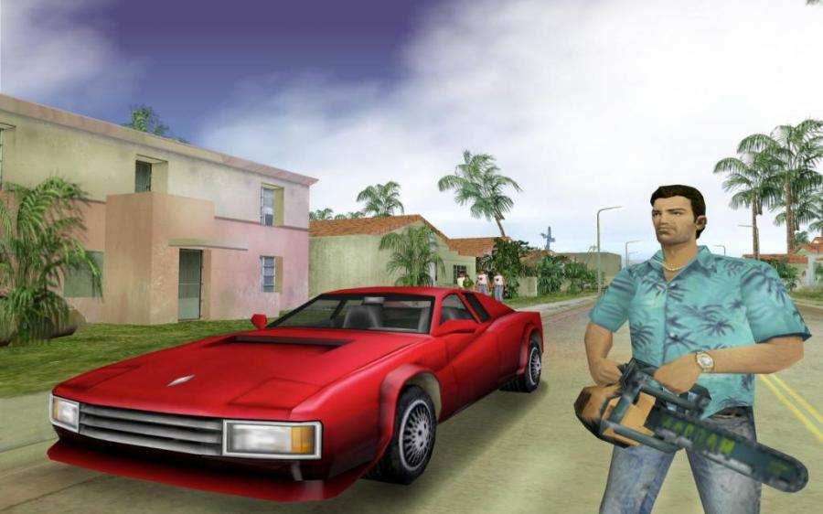 Grand Theft Auto Trilogy Screenshot 3