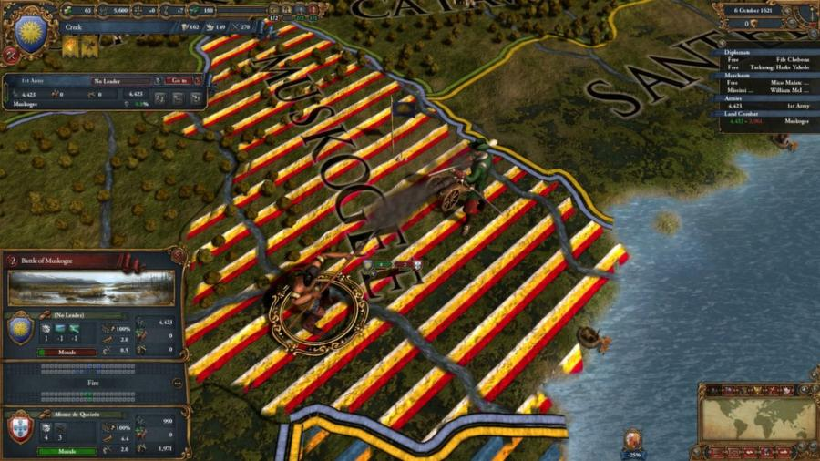 Europa Universalis IV - Conquest of Paradise (Addon) Screenshot 8