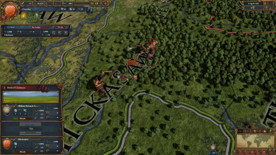 Europa Universalis IV - Conquest of Paradise (Addon) Screenshot 3