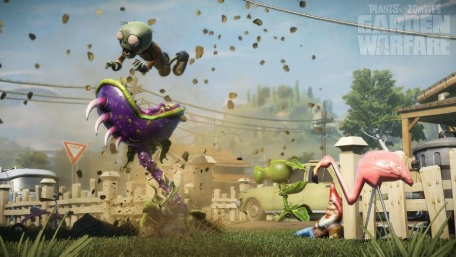 Plants vs Zombies - Garden Warfare Screenshot 8