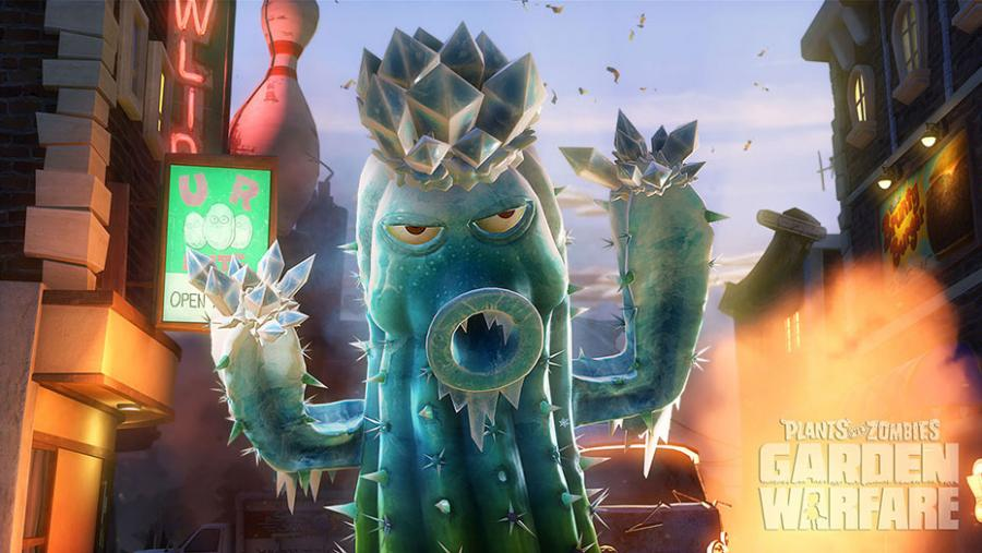 Plants vs Zombies - Garden Warfare Screenshot 6
