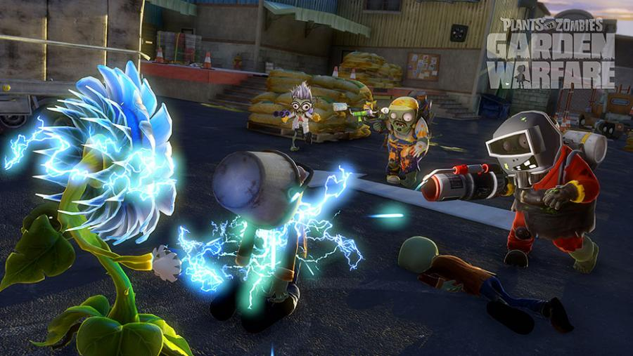 Plants vs Zombies - Garden Warfare Screenshot 3