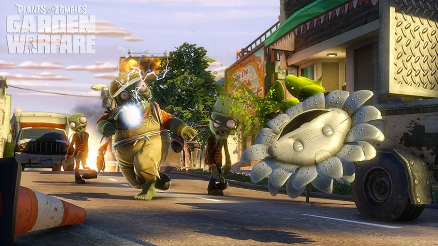 Plants vs Zombies - Garden Warfare Screenshot 5