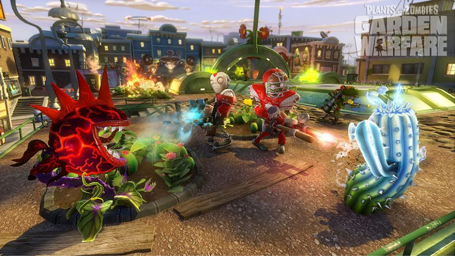Plants vs Zombies - Garden Warfare Screenshot 4