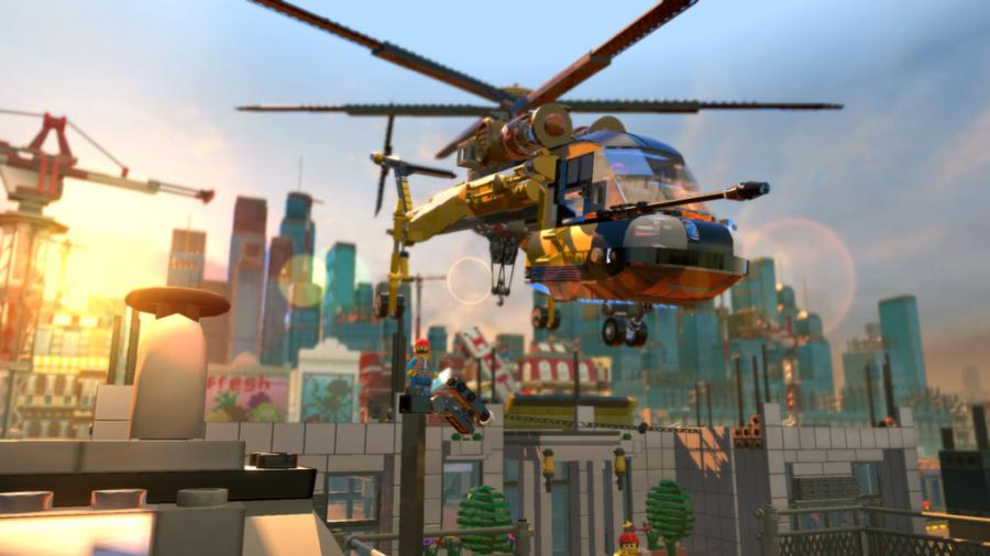 The LEGO Movie Videogame Screenshot 3