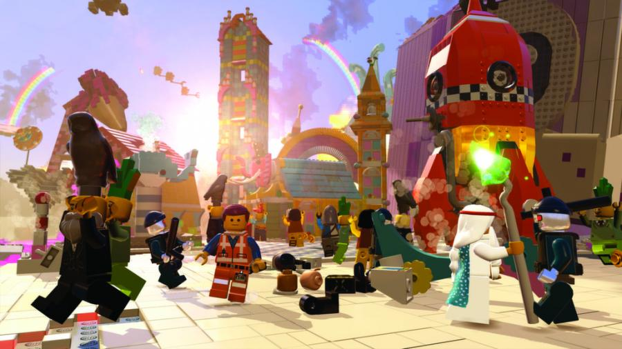 The LEGO Movie Videogame Screenshot 1