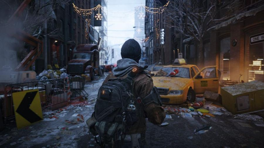 The Division Screenshot 1