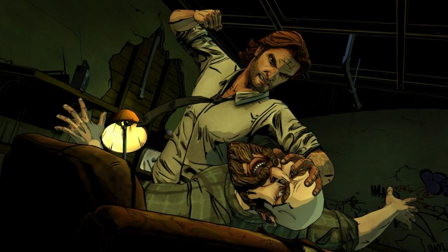 The Wolf Among Us - Steam Geschenk Key Screenshot 1