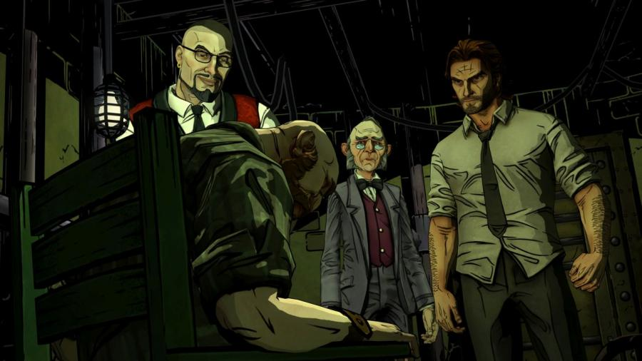 The Wolf Among Us - Steam Geschenk Key Screenshot 4