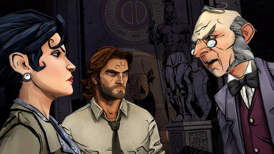 The Wolf Among Us - Steam Geschenk Key Screenshot 3