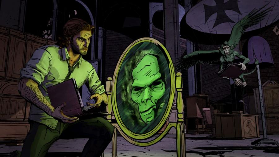 The Wolf Among Us - Steam Geschenk Key Screenshot 6