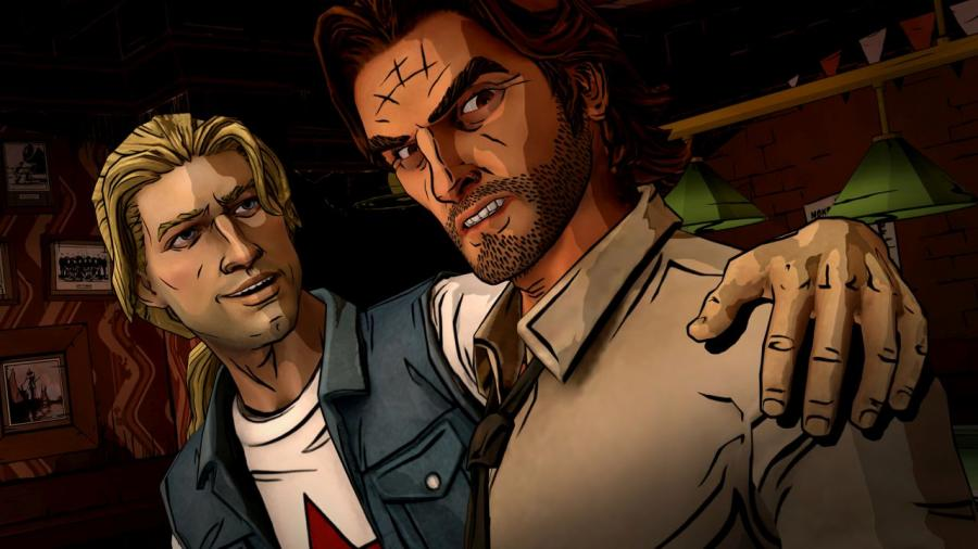 The Wolf Among Us - Steam Geschenk Key Screenshot 5
