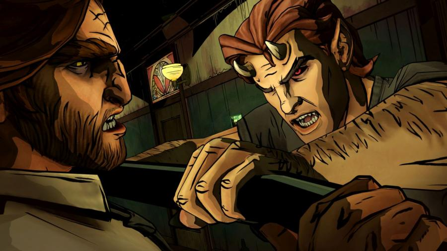 The Wolf Among Us - Steam Geschenk Key Screenshot 7
