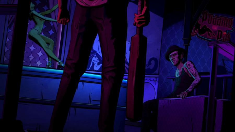 The Wolf Among Us - Steam Geschenk Key Screenshot 8