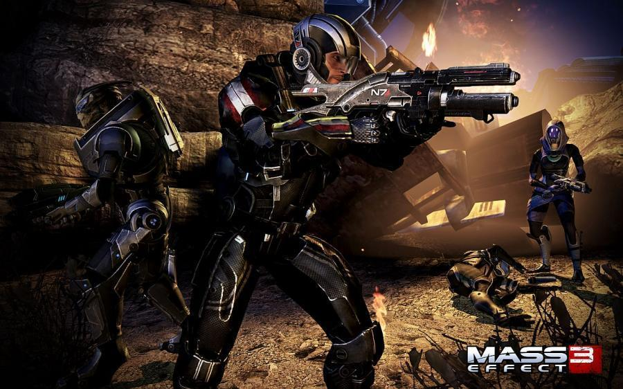 Mass Effect 3 - Digital Deluxe Edition Screenshot 2