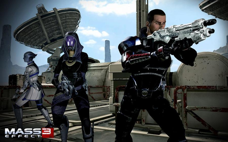Mass Effect 3 - Digital Deluxe Edition Screenshot 5