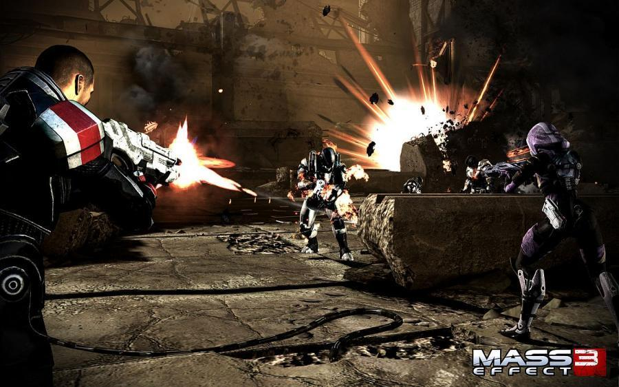 Mass Effect 3 - Digital Deluxe Edition Screenshot 8