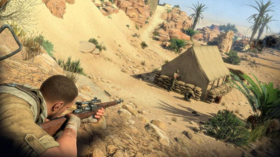 Sniper Elite 3 Screenshot 8