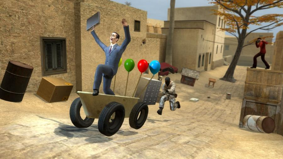 Garry's Mod - Steam Geschenk Key Screenshot 1