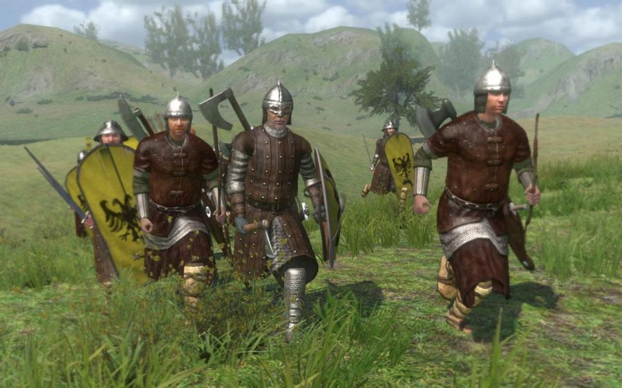 Mount & Blade Warband - Steam Geschenk Key Screenshot 3