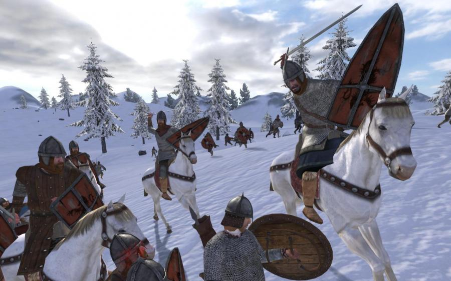 Mount & Blade Warband - Steam Geschenk Key Screenshot 1