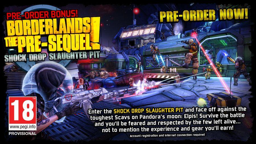 Borderlands - The Pre-Sequel Screenshot 7