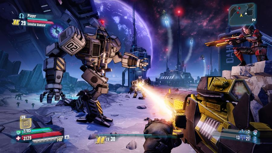Borderlands - The Pre-Sequel Screenshot 2
