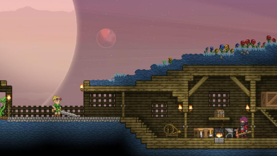 Starbound - Steam Geschenk Key Screenshot 7