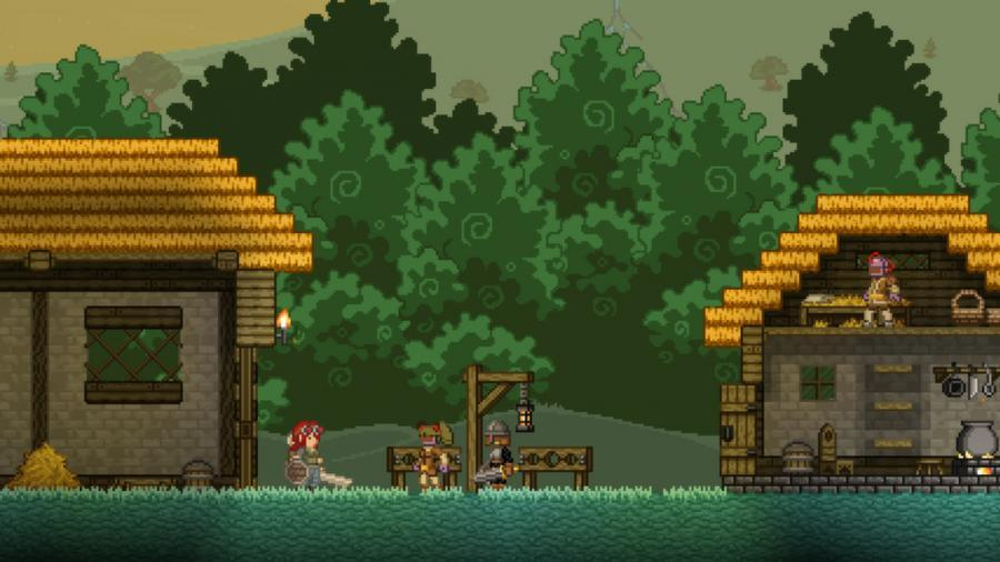 Starbound - Steam Geschenk Key Screenshot 2