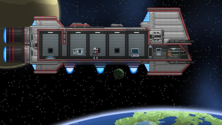 Starbound - Steam Geschenk Key Screenshot 1