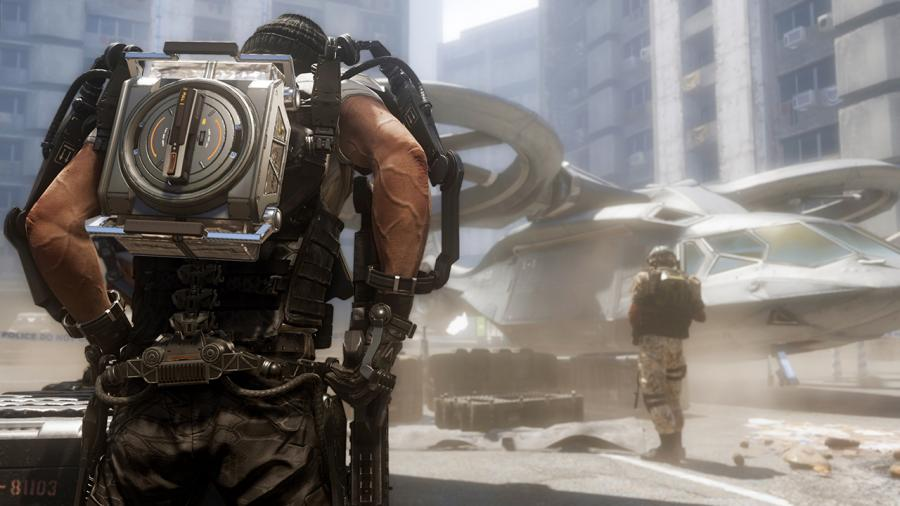 Call of Duty Advanced Warfare Screenshot 3