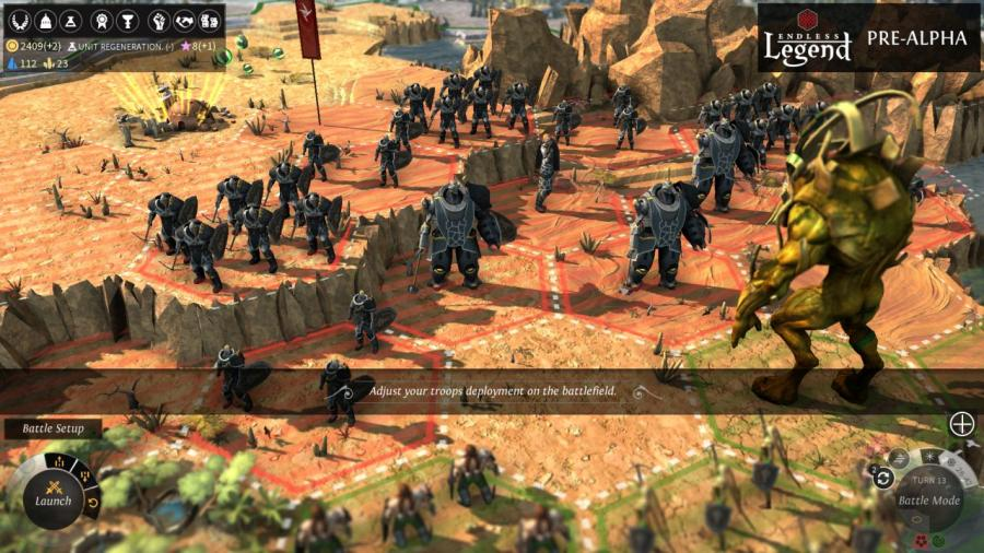 Endless Legend - Founder Pack Screenshot 1